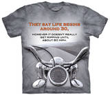 Motorcycle Outdoor T-Shirt