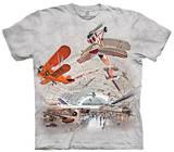 Youth: Boeing AV. Hanger Smithsonian Collection T-skjorter