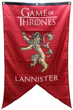 Game Of Thrones - Lannister Banner Print