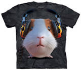 Youth: DJ Guinea Pig T-Shirts