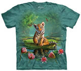Youth: Tiger Lily Tシャツ