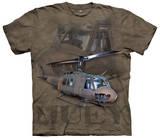 U.S. Army Huey T-skjorter