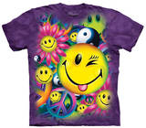 Youth: Peace & Happiness Tshirts