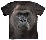 Big Face Low Gorilla T-skjorter