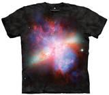 Youth: Starburst Galaxy Smithsonian Collection T-skjorte