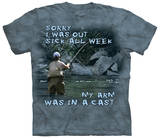 Cast Outdoor T-shirts