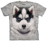 Youth: Siberian Husky Puppy T-Shirt