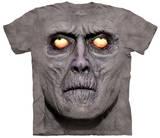Zombie Portrait T-shirts