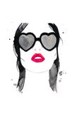 Kiss 'em and Hide Prints by Jessica Durrant