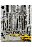 Somewhere in New York City Stampe di Loui Jover
