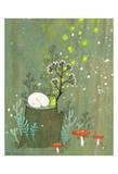 Midsummer Affischer av Kristiana Pärn