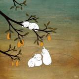 Sugar Plum Tree Kunst af Kristiana Pärn