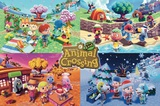 Animal Crossing - Four Seasons Poster