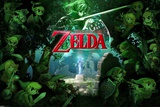 Zelda - Forest Poster
