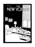 The New Yorker Cover - August 2, 2004 Giclee Print by Bruce Eric Kaplan