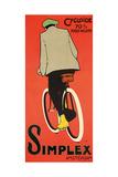 Simplex Amsterdam, 1907 Giclée-Druck von Daniel Hoeksema