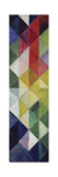 Coloured Squares, 1913 Giclée-Druck von August Macke