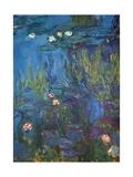 Nympheas, 1914-17 Reproduction procédé giclée par Claude Monet