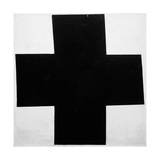 Black Cross Giclee Print by Kasimir Malevich