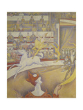 The Circus, 1891 Reproduction procédé giclée par Georges Seurat