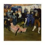 Marcelle Lender Dancing the Bolero in 'Chilperic', 1896 Lámina giclée por Henri de Toulouse-Lautrec