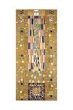Study for Stocletfries , Ca, 1905-9 Giclée-Druck von Gustav Klimt