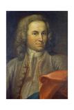 Johann Sebastian Bach Giclee Print by Unbekannter Meister