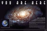 You Are Here - Space Fotografia