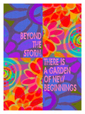 Beyond The Storm 2 Stampa giclée di Lisa Weedn