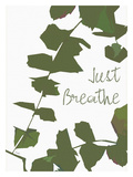 Just Breathe (Ivy) Stampa giclée di Lisa Weedn