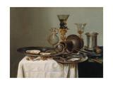 Breakfast Still Life Giclée-Druck von Willem Claesz Heda