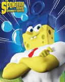 Spongebob Movie -Standing Posters
