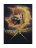 The Ancient of Days, 1794 Lámina giclée por William Blake
