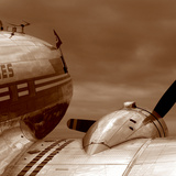 Aeroplane Reproduction photographique