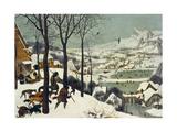 The Return of the Hunters Giclée-Druck von Pieter Bruegel the Elder