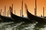 Gondola Photographic Print by  PhotoINC