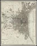 Philadelphia, c.1860 Julisteet