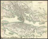 Tukholma, Ruotsi, n.1838 Posters