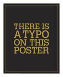 Typo Affiches par JJ Brando