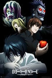 Deathnote - Characters Posters