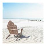 Beach Chair Poster by Noah Bay
