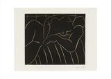 La Sieste, 1938 Plakater av Henri Matisse