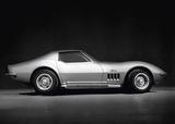 Corvette Stingray Lámina por  Retro Classics