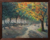 Hyde Park, London Posters af Camille Pissarro