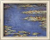 Water Lilies (Nymphéas), c.1906 Poster af Claude Monet