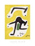 Femme, Oiseaux, Etoile, 1978 Posters af Joan Miro