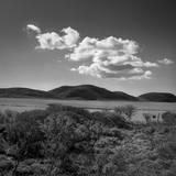Cloud over Point Reyes, Abbott's Lagoon Vinilo decorativo por Henri Silberman