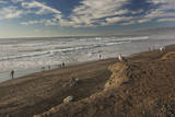 Ocean Beach Afternoon Veggoverføringsbilde av Henri Silberman