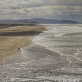 Ocean Beach, San Francisco, CA 1 (Surf, Sand, Shoreline, California Coast, Pacific Ocean) Seinätarra tekijänä Henri Silberman