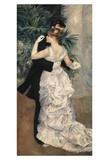 Danse de la ville Print by Pierre-Auguste Renoir